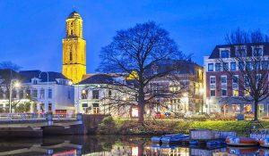 Drone Inspectie en onderhoudsplan van De Peperbus in Zwolle